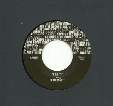 Sugar Minott - U N I T Y / Black Roots Players - version (Archive) UK 7""